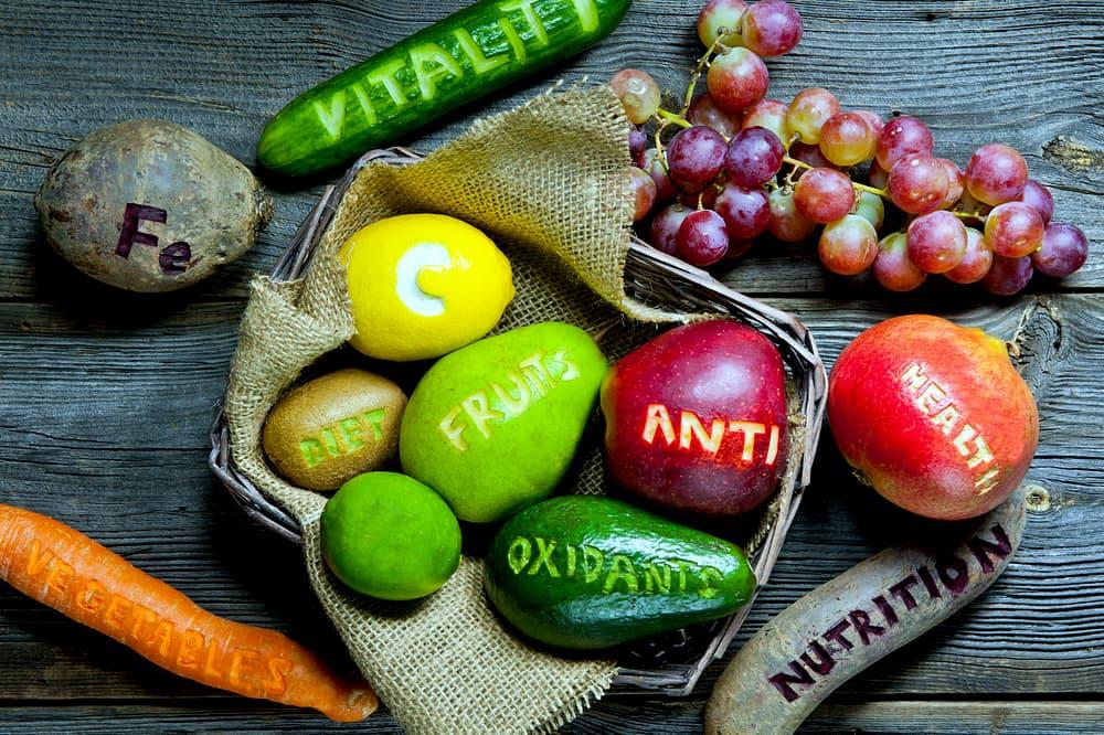 rôle des antioxydants